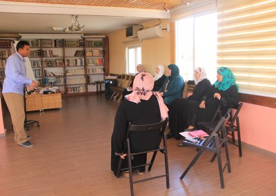"""""""We Aware Our Community"""" Project for Bab Hutta Women"""