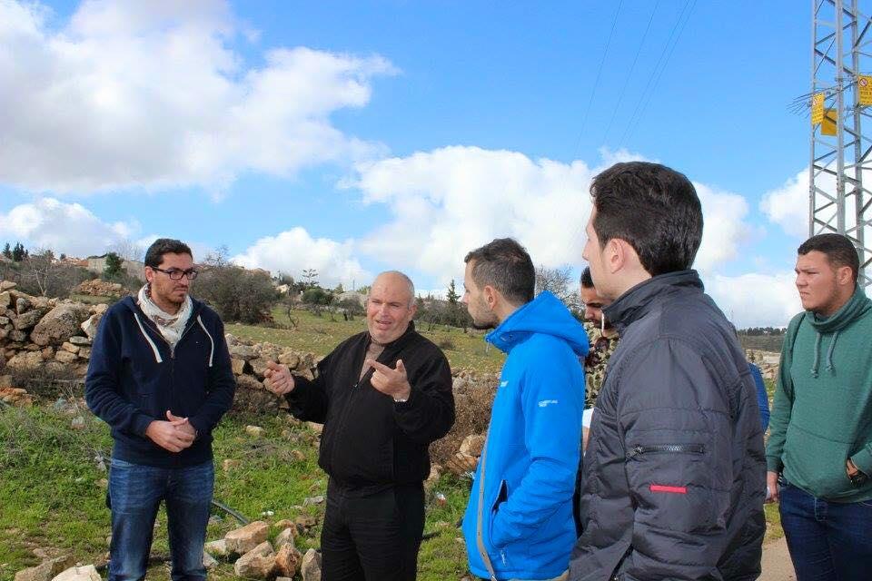 تمكين الشباب في مواجهة سياسات التهجير القسري في القدس