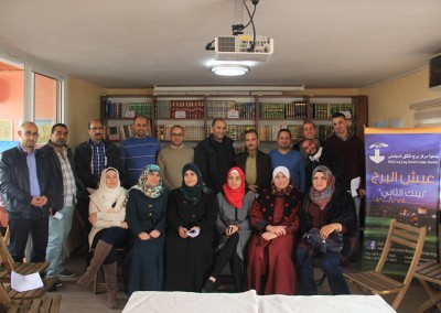 Within 'Live the Burj' Program Funded by Arab Development Fund Burj Al-Luqluq Signs 10 New Community Youth Initiatives