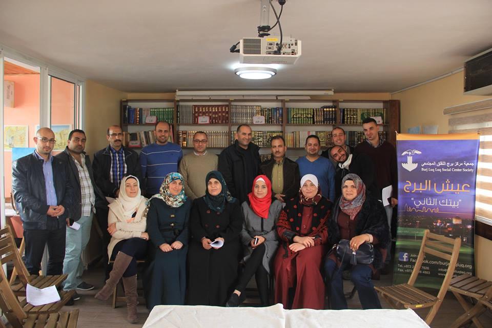 ضمن مشروع عيش البرج الممول من الصندوق العربي برج اللقلق توقع عشرة مبادرات شبابية مجتمعية جديدة