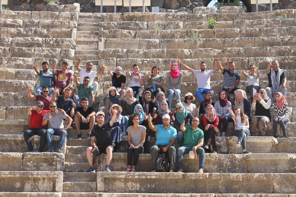 Bur Al-Luqluq Organizes a Tour to the Lowermost Al-Galilee and Bissan Within the Program 'the Young Guide 2'