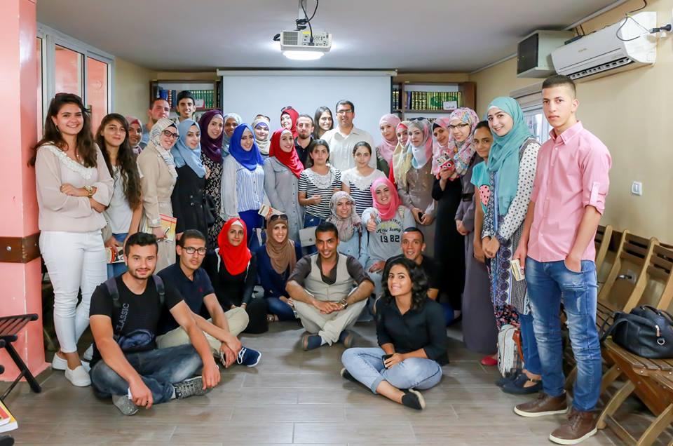 جمعية برج اللقلق تحي يوم الشباب العالمي على طريقتها