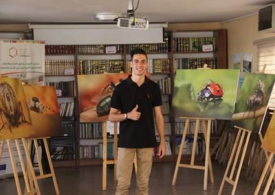Burj Al-Luqluq Launches the Exhibition 'Invisible world' for the Jerusalemite Photographer Mustafa Ghrouz