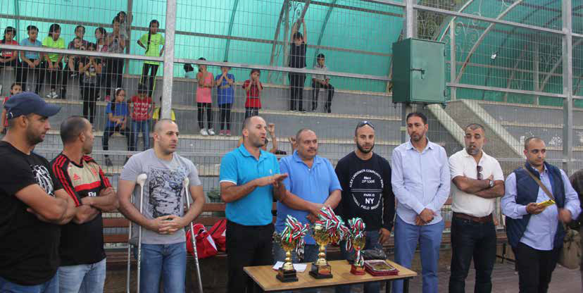 Burjalluqluq Hosting the Tournament of the Departed ' Hani Al-Halabi'