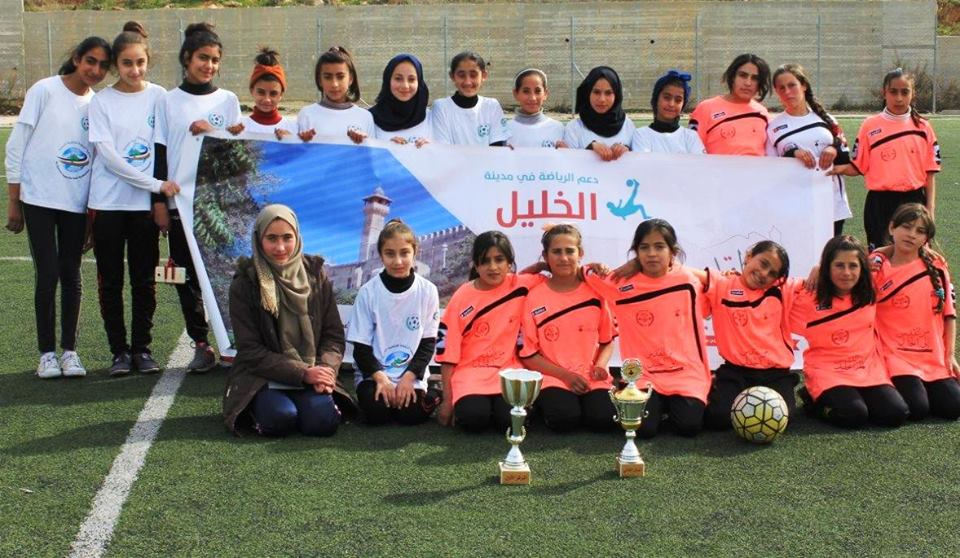 Burj Al-Luqluq Organizes a Tournament with the Participation of One Jerusalemite & 6 Hebronite Teams