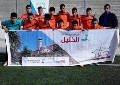 Tareq Bin Ziyad Comes 1st & Burj Al-Luqluq Comes 2nd in the Spring Tournament