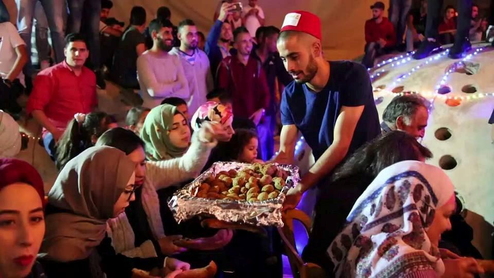 'Ala Wajh Al-Suboh' Initiative Revives the Old City at Suhur Time
