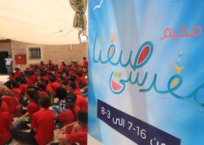 Burj Al-Luqluq launches Saifna Maqdisi 3 Summer Camp