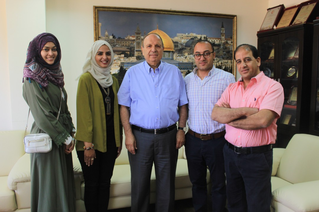 Manar Issa Becomes the Governor of Jerusalem for 1 Day