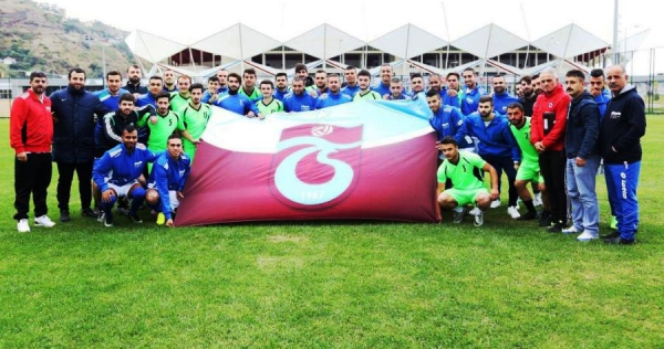 Burj Al-Luqluq Ends Its Training Camp in Trabzon