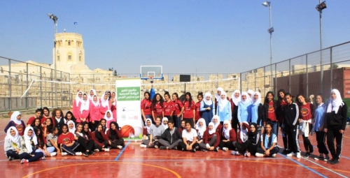 Abu Bakr Al-Siddiq School Crowns the Volleyball Tournament