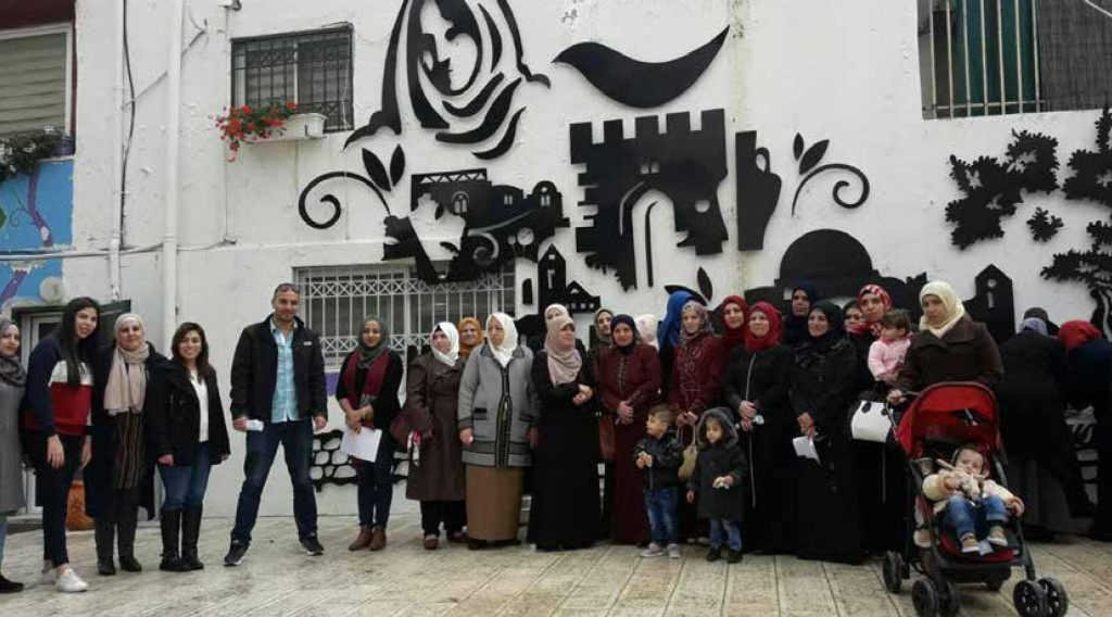 Burj AL-Luqluq Social Center Organizes and Open Day for Women