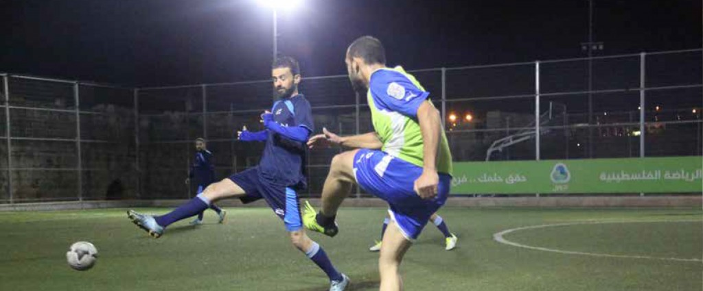Burj Al-Luqluq and the Academy Organize the Independence Tournament