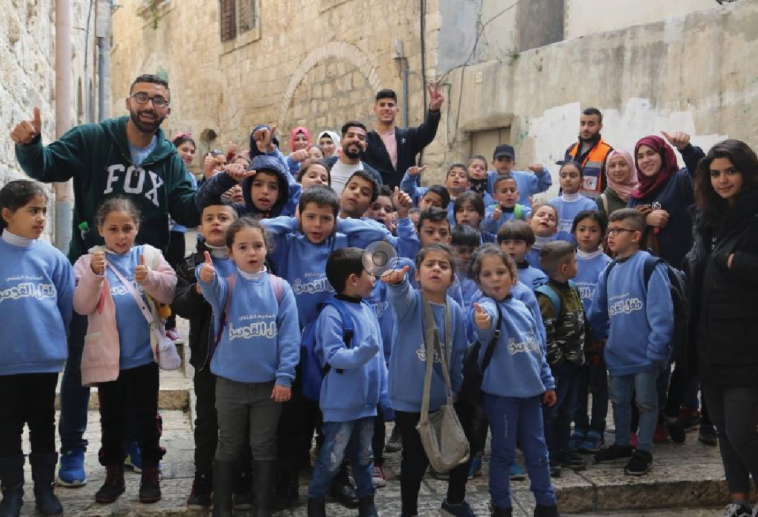 "Burj Al-Luqluq Launches the Winter Camp  ""The Child of Jerusalem 2"""