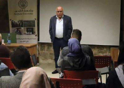 «For the writer, Abd al-Qadir Sattal» Al-Quds University and Burj Al-Laqlaq organize a symposium to discuss the book of Jaffa letters in the shadow of the Nakba