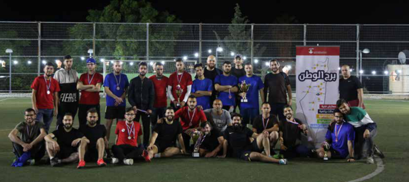 Burj Al-Luqluq organizes Youth Volunteer Championship in Jerusalem