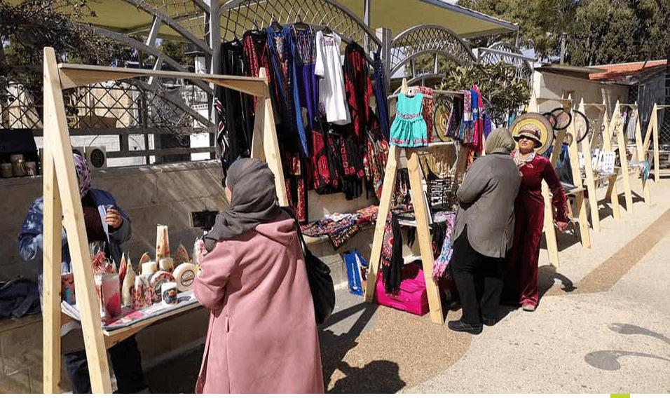 Burj Al-Luqluq & Hikayatna Organize Bazaar Hikaytna within Fursa Project