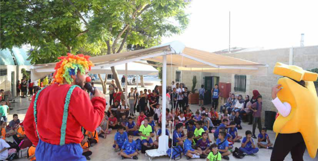 BALL Organizes the Second Open Day for Children