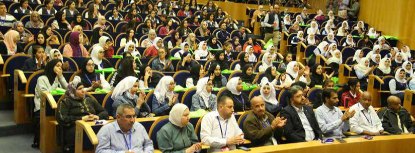 The first Jerusalem Youth Forum opens with the participation of 400 young Jerusalemites
