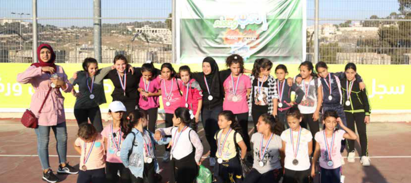 Burj al-Luqluq Organized the Final Open Day for Children
