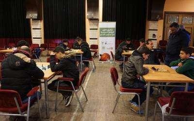 بطولة الشطرنج لمدارس الذكور