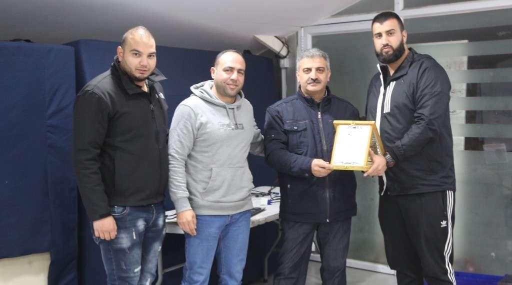 اتحاد كرة اليد الفلسطيني يعقد ولأول مرة ورشة عمل في منارة جمعية برج اللقلق في القدس الشريف