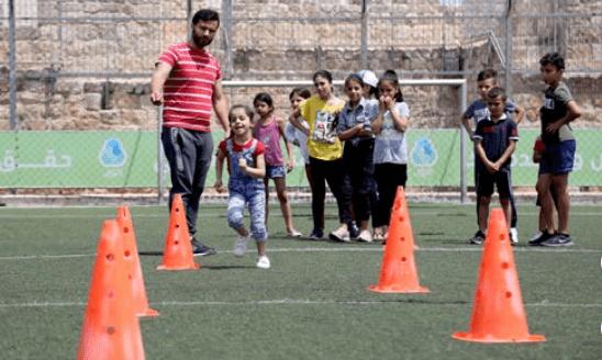 """""""مخيمنا الصيفي في ظل الكورونا"""" مساحة آمنة وصحية للطفل"""