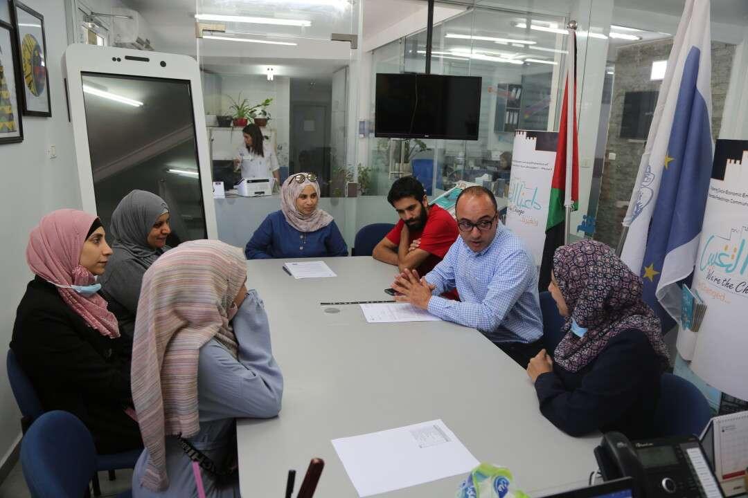 In Burj Al Luqluq Ceramic Training Center and Laboratory