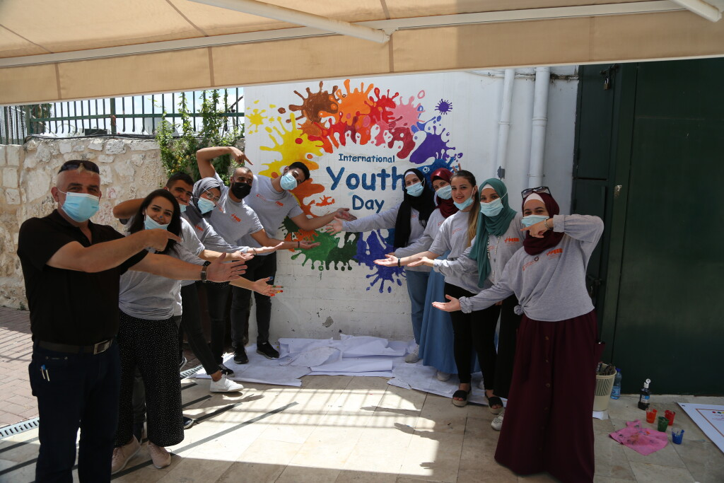 "Distinguished youth activities on ""International Youth Day"""
