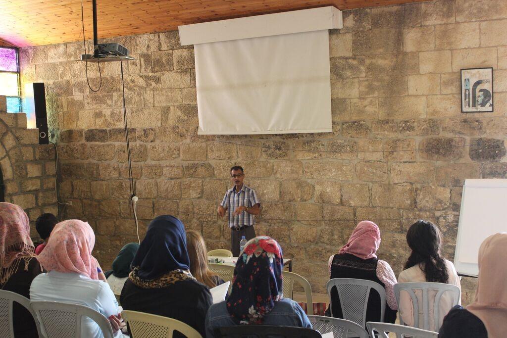 مشروع تمكين الشباب في مواجهة سياسات التهجير القسري في مدينة القدس
