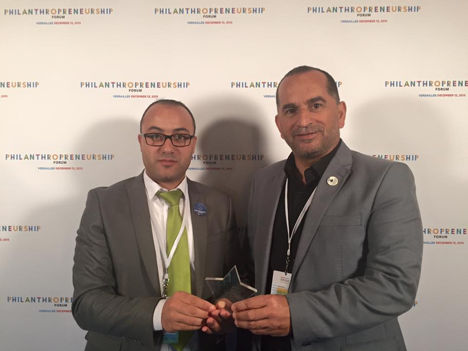 """Because it made a change Burj Al-Luqluq Receives """"Stars Impact"""" Starts Foundation For 2015"""