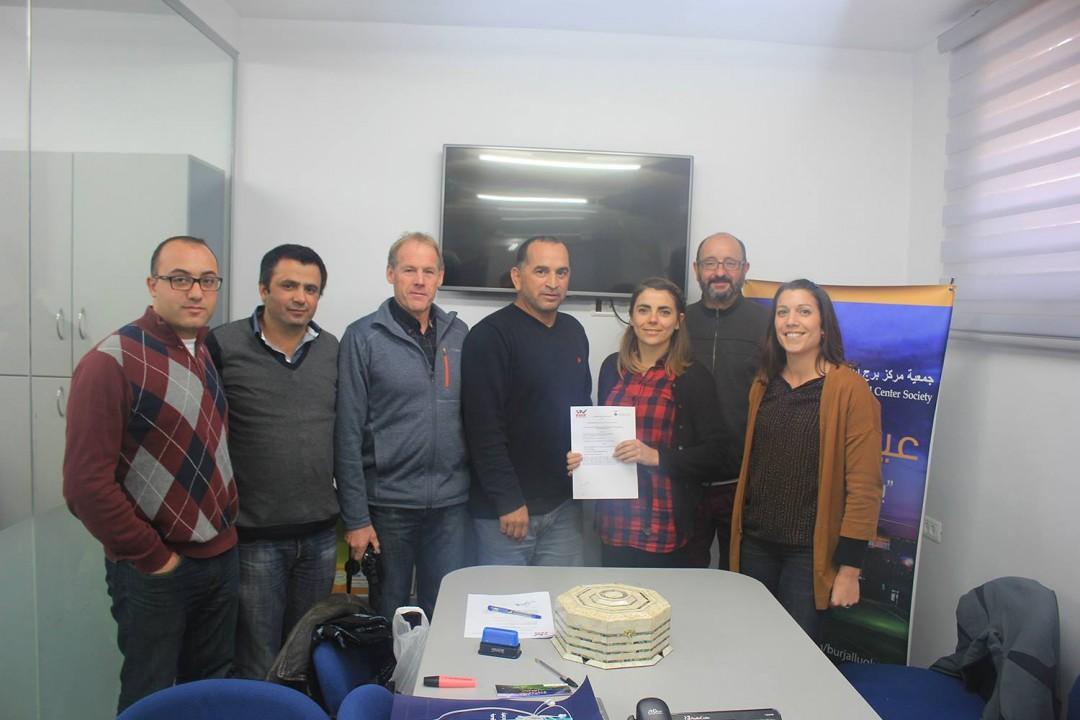 Burj Al-Luqluq & the FSGT Sign a Cooperation Agreement