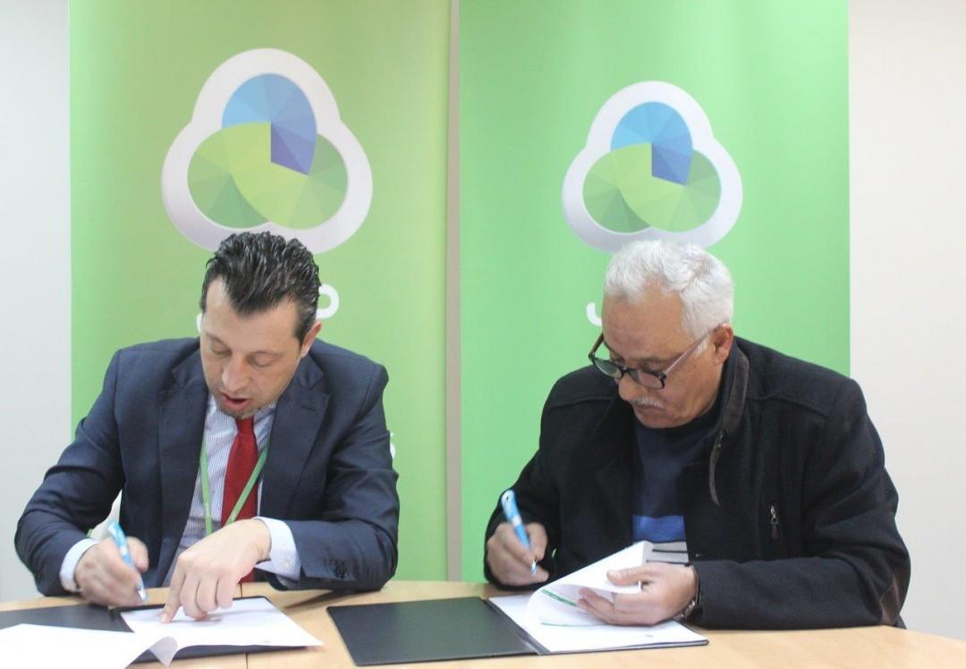 Jawwal & Burj Al-Luqluq Sign an Agreement for Junior Handball & Basketball Teams in the Center