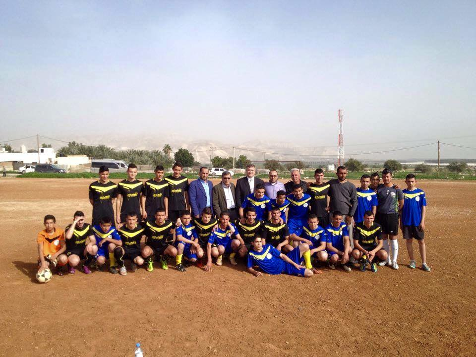 Burj Al Luq-luq Social Center in Partnership with the British Council Organize a Solidarity Day for Fasayel Village Children