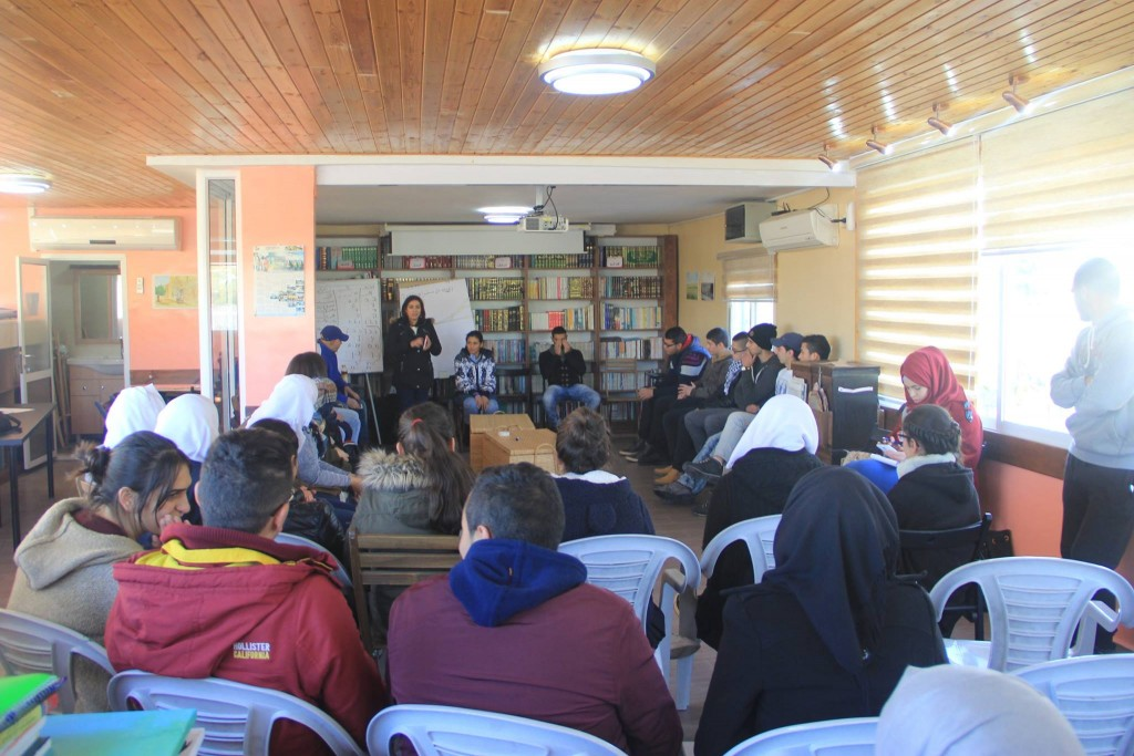 Burj Al-luqluq Social Center and Supreme Council for Youth and Sports Organize a Youth Strategic Plan Workshop