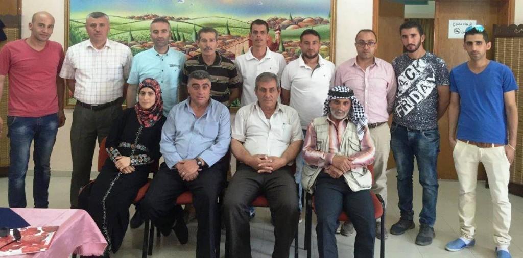 جمعية برج اللقلق توقع أربع اتفاقيات شراكة في مدينة الخليل بدعم من منير الكالوتي وإشراف مؤسسة التعاون