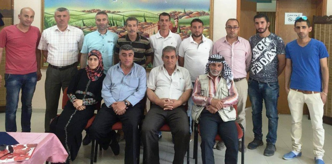 Burj Al-Luqluq Signs Four Partnership Agreements in Hebron City  Sponsored by Muneer Kaloti & Supervised by Welfare Association