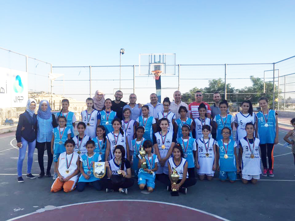 Qudsna Gathering Launches Football and Basketball Matches among Burj Al-Luqluq Center, Jerusalemite Academy for Talented Footballers and Jerusalem's Academy for Basketball  'Closing Ceremony of the 8th Sport Course of the Departed Ahmad Adileh'
