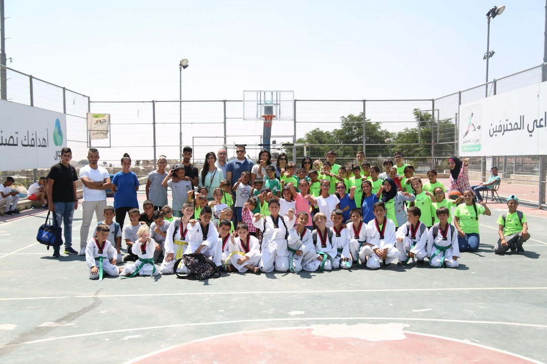Burj Al-Luqluq Launches Five Summer Camps in Collaboration with Jerusalemite Clubs & Communities  Sponsored by the General British Council in Jerusalem