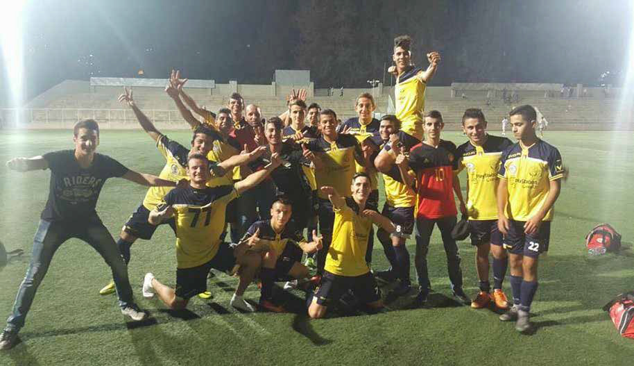 Al-Muwathafeen – Burj Al-Luqluq Team Qualifies into the Semi Final Phase in the Palestinian Youth Cup for Payers whom were Born in 1999