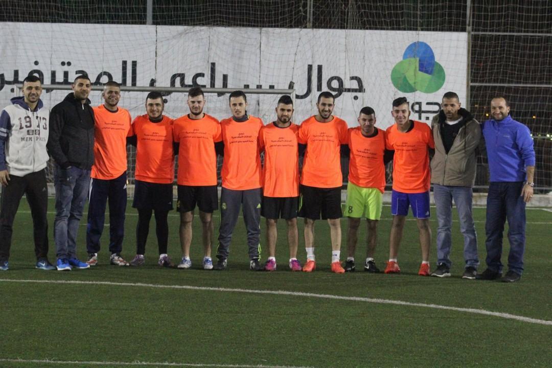 Al-Sa'diyeh Neighborhood Wins the Jerusalemite Neighborhoods Championship & Al-Wad Neighborhood Comes Second