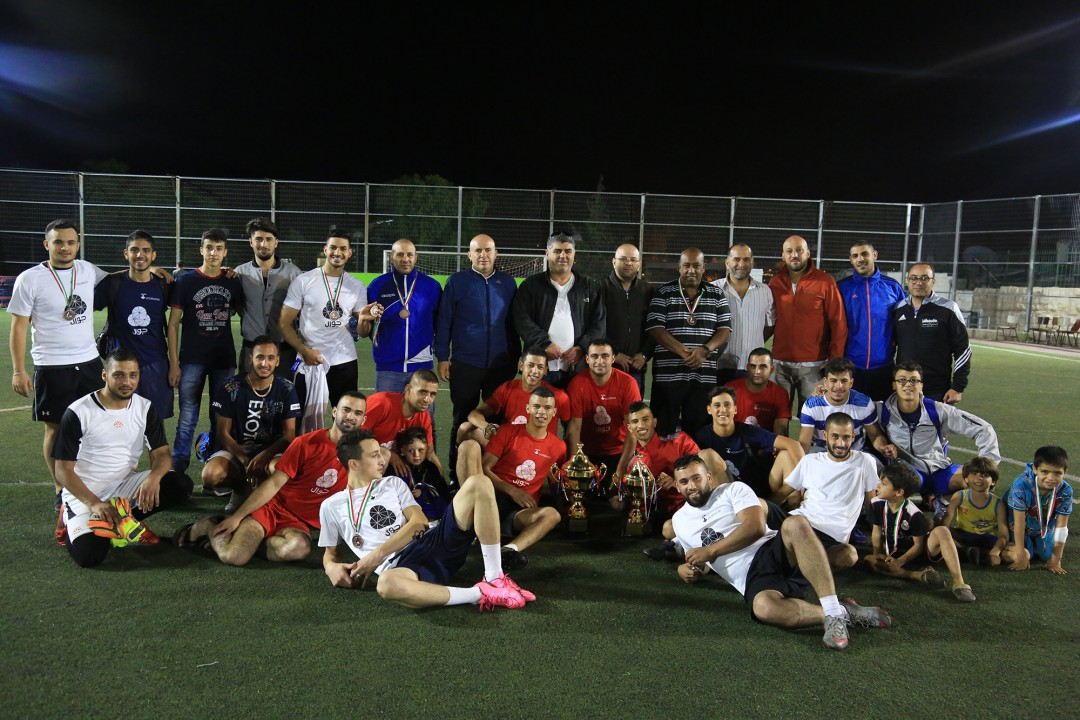 Bab Hutta Neighborhood Crowns the Jerusalemite Neighborhoods Tournament Championship