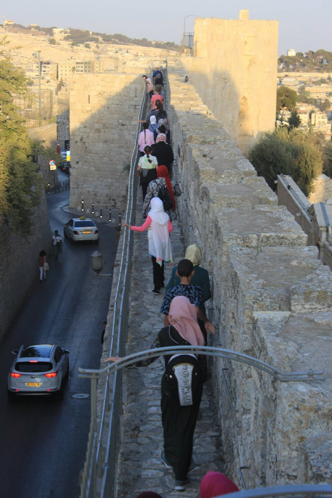 ضمن مشروع رسائل جولات تاريخية ودينية لاهالي فلسطين 48