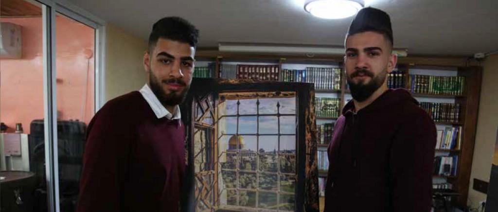 برج اللقلق تفتتح معرضا فنيا للمصور المقدسي خالد سالم