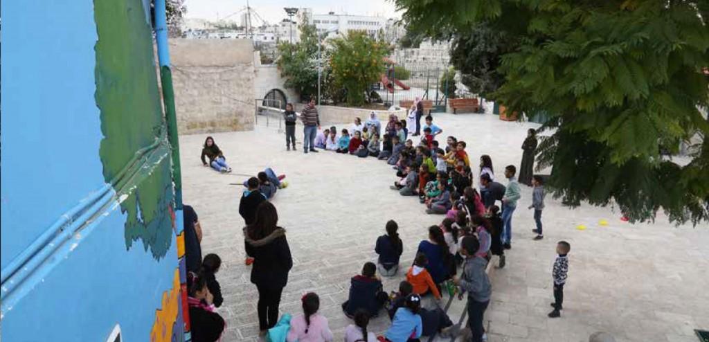 يوم مفتوح للاطفال في الجمعية