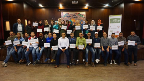 Burj AL-Luqluq Organizes an IT Course for the Physical Education Instructors