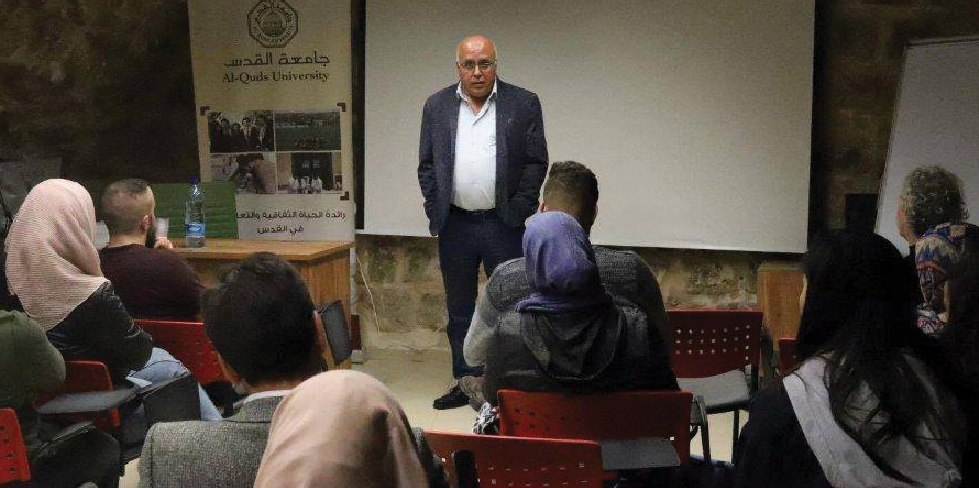 «For the writer, Abd al-Qadir Sattal» Al-Quds University and Burj Al-Laqlaq organize a symposium to discuss the book of Jaffa letters in the shadow of the Nakba