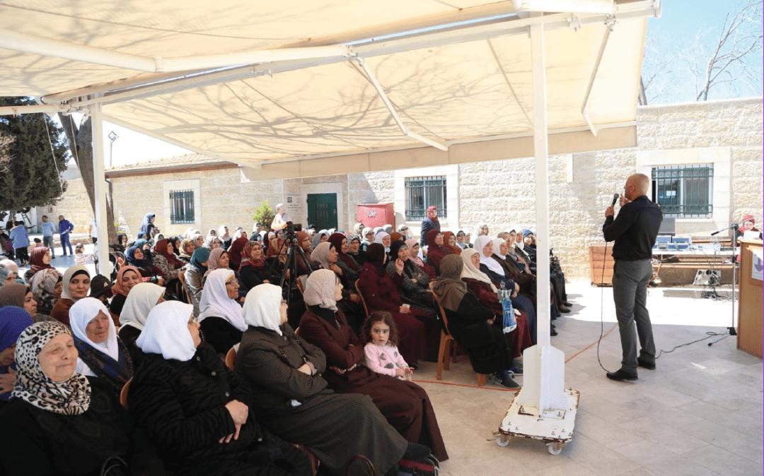 جمعية برج اللقلق المجتمعي تنفذ نشاطا مجتمعيا بمناسبة يوم الام