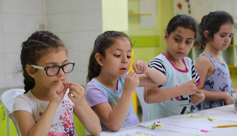 Accessories Workshop for Girls in Jerusalem