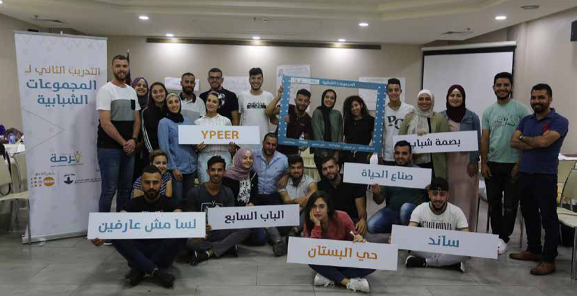 Burj al-Luqluq Organized the Second Training Camp for Jerusalem Youth Groups